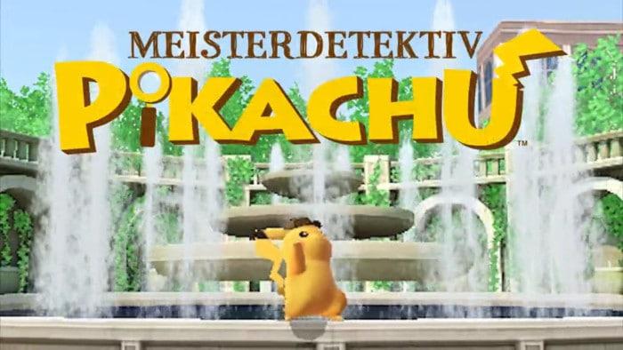 Meisterdetektiv Pikachu Release