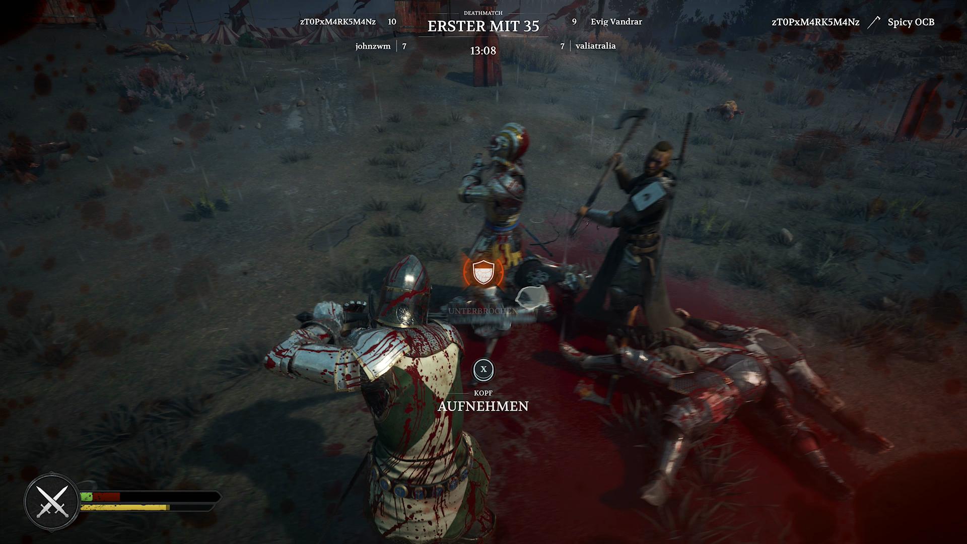 Chivbalry 2 Schlacht