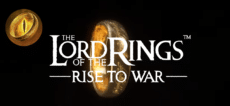 Lord of the Rings Rise to war